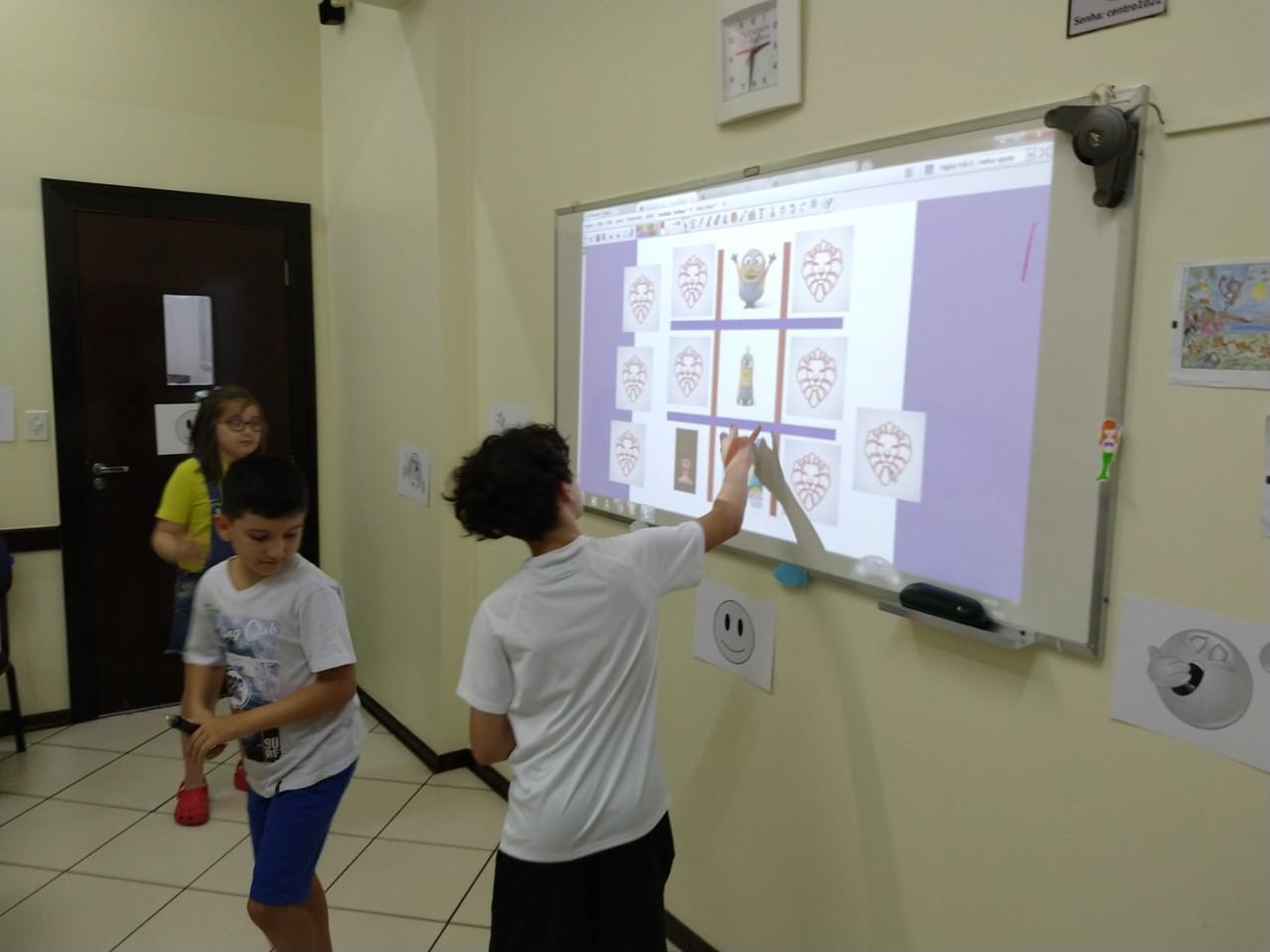 Uma tarde de diversão e aprendizado na Cultura Inglesa