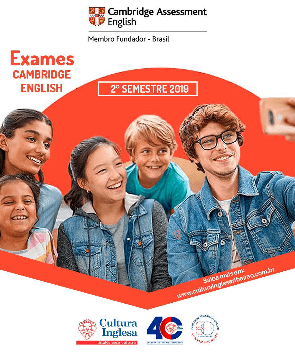 Exames Cambridge English